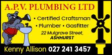 A.P.V. Plumbing Ltd